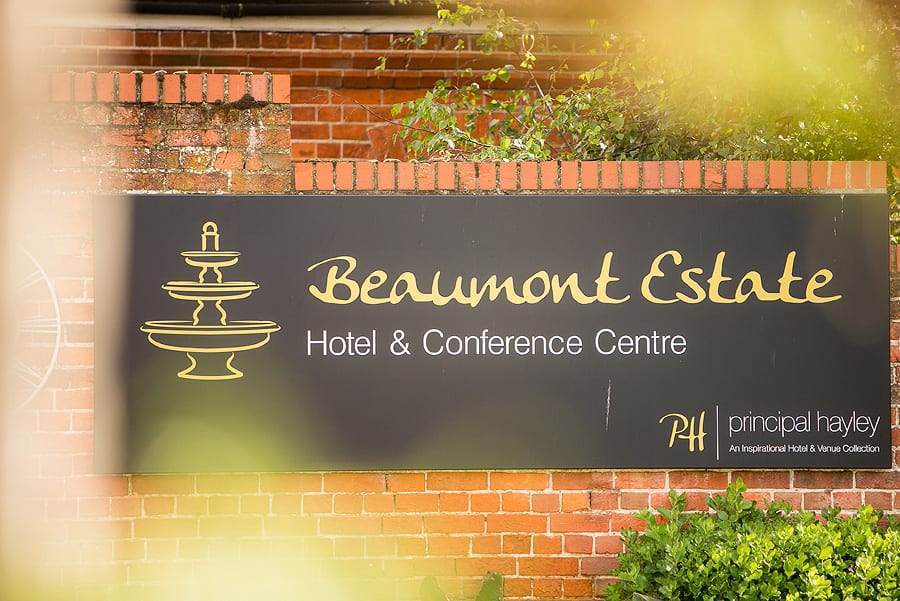 Beaumont House, Windsor, Exterior Sign