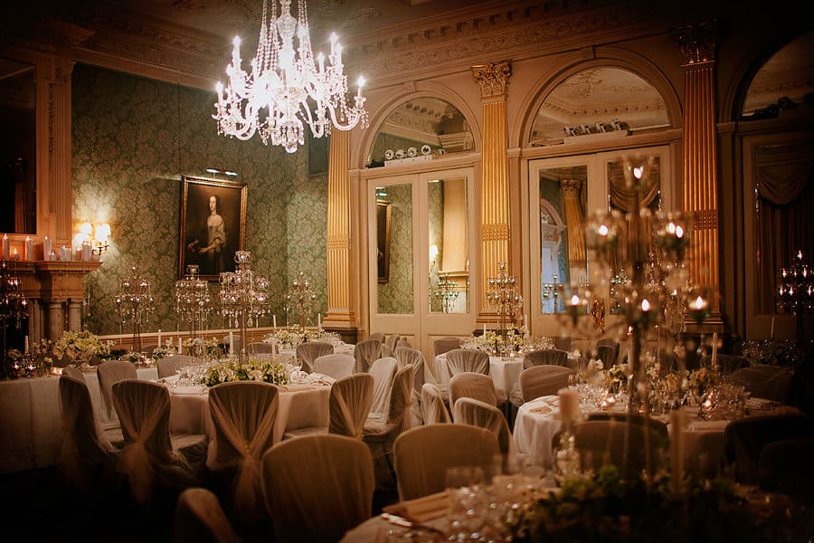Claridges, Asian Wedding photography, interior suite, ready for dinner