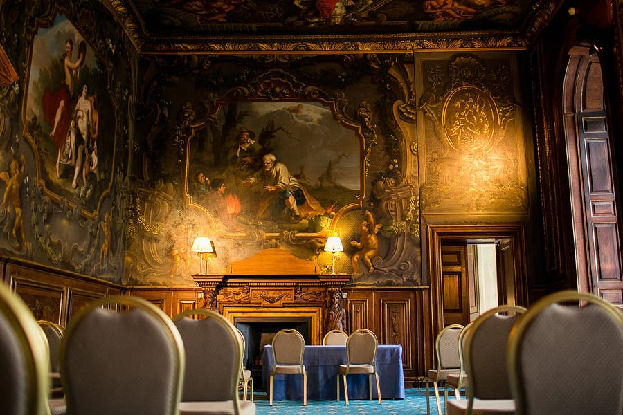 moor park mansion, thornhill room, interior, asian wedding photographer