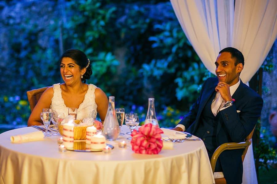 villa eva wedding reception ravello