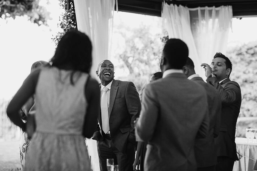wedding reception at villa eva italy