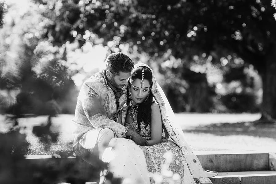 grove asian wedding photography
