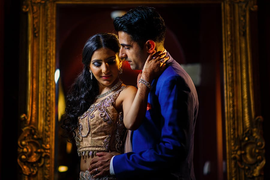 asian wedding photography colwick hall