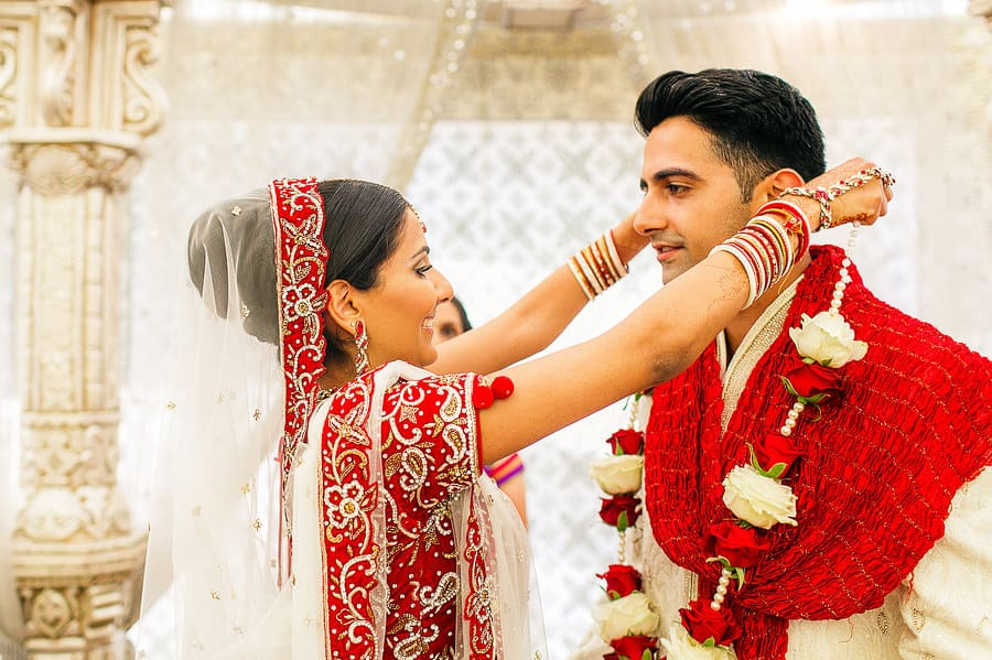 colwick hall asian wedding
