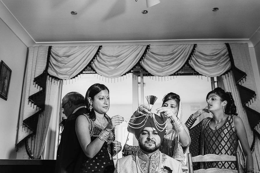 sikh wedding hanwell photography
