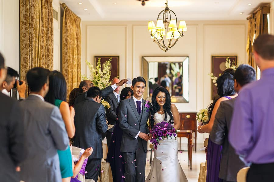 four seasons hampshire asian wedding ceremony