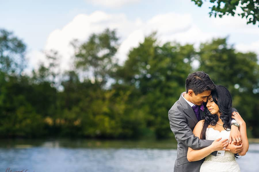 four seasons hampshire asian wedding portraits