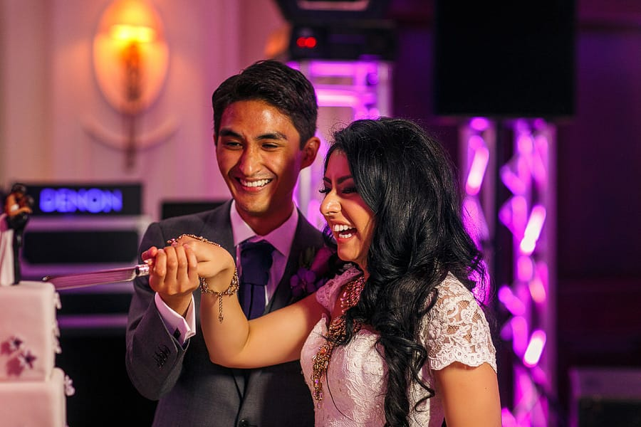 four seasons hampshire civil wedding dance