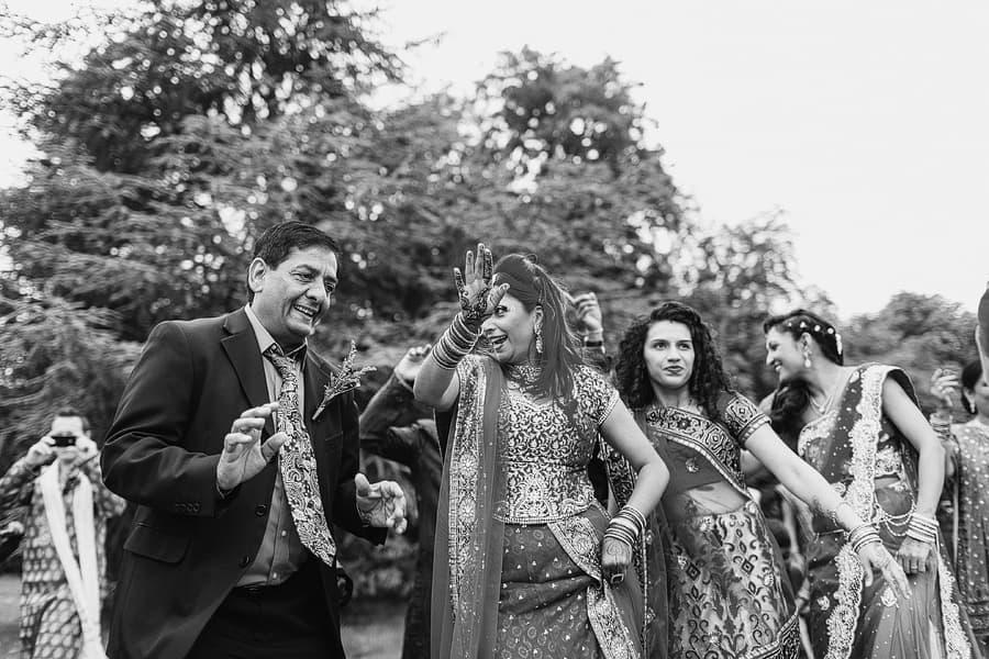 newland manor asian wedding photographer