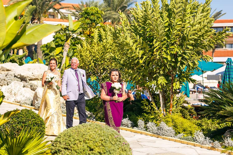 paphos asian wedding photographer