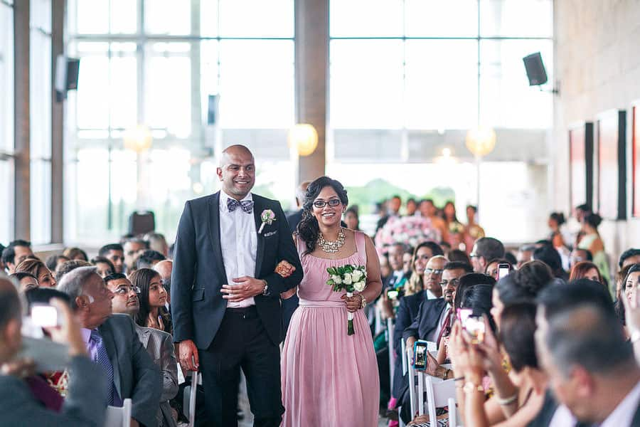 playa del carmen south asian wedding