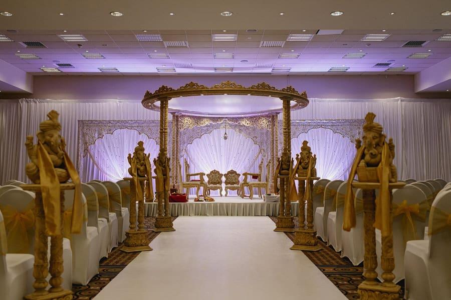 beaumont house windsor hindu wedding