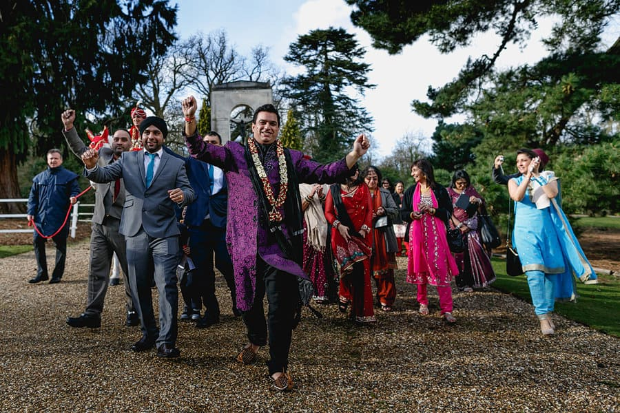 hindu wedding beaumont house