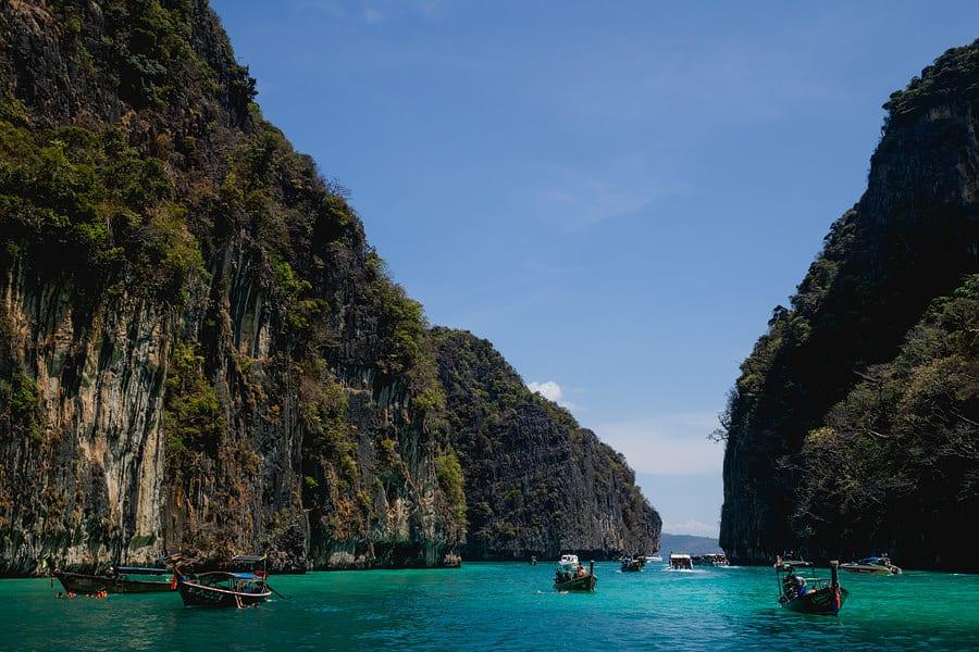 thailand phuket phiphi