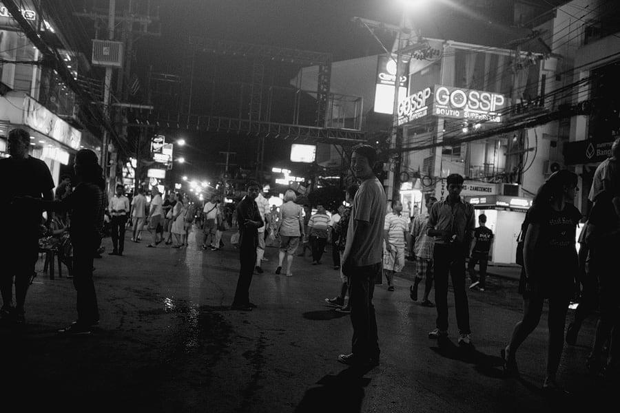 thailand phuket patong bangla
