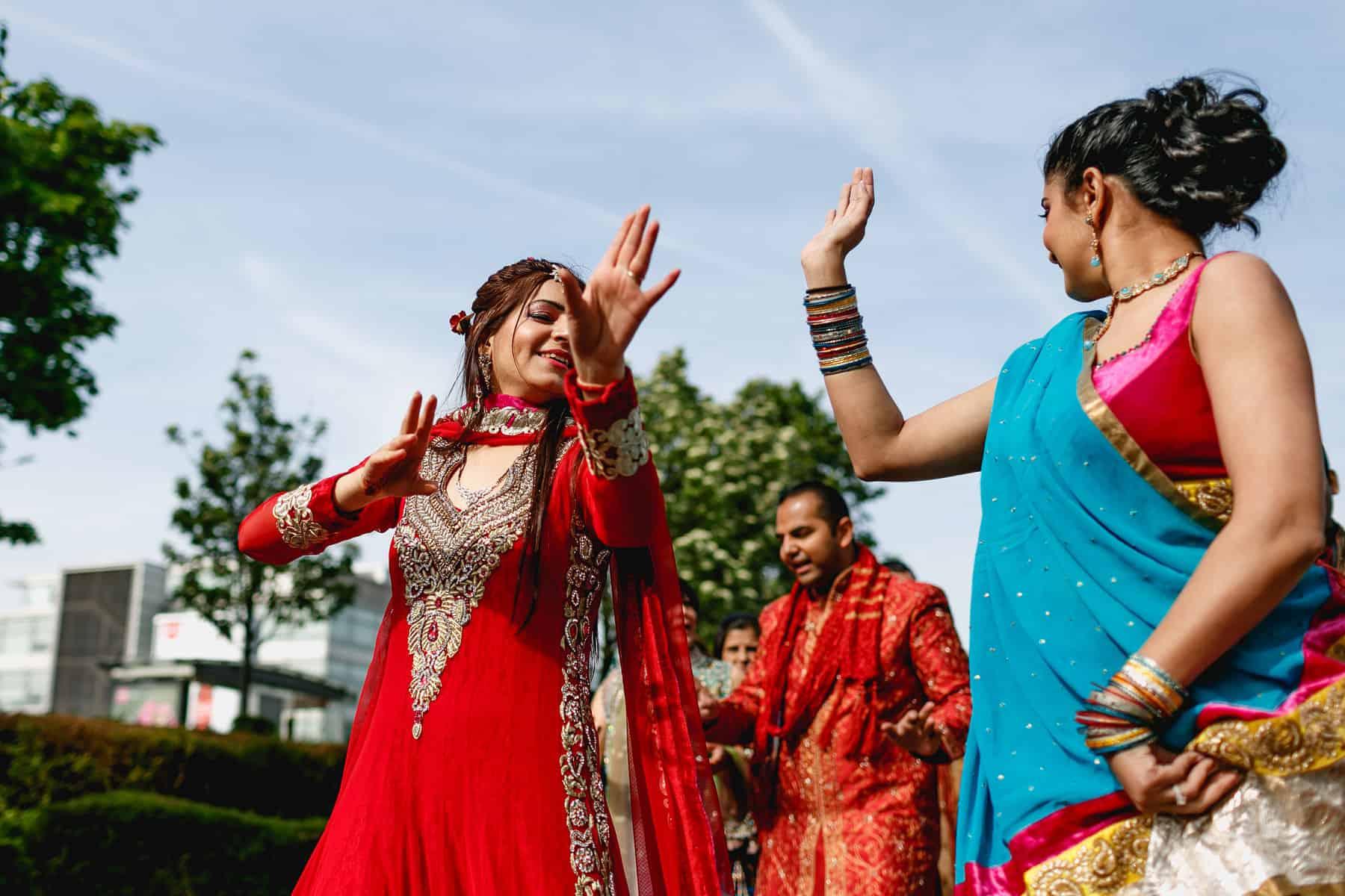 heathrow marriott hindu wedding photography
