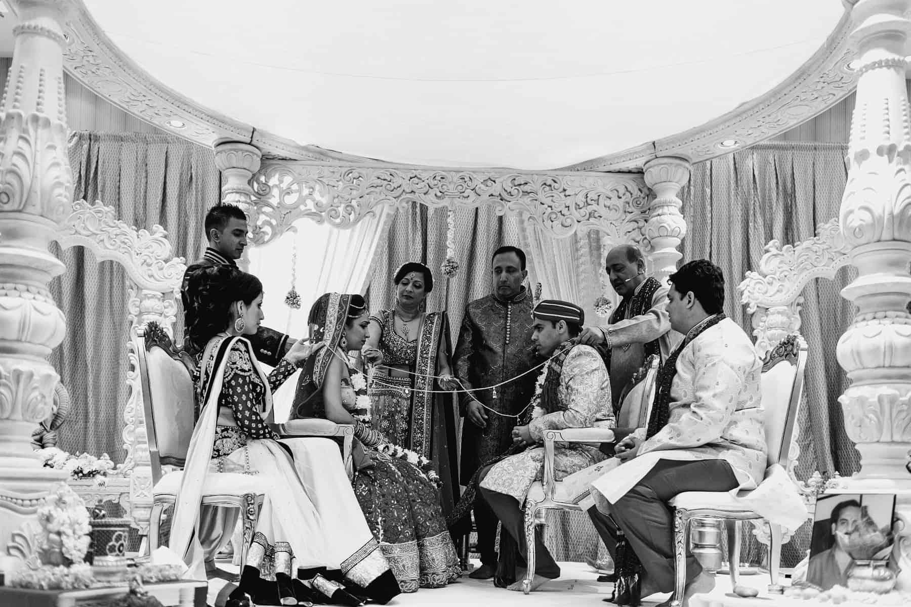 hindu wedding heathrow marriott