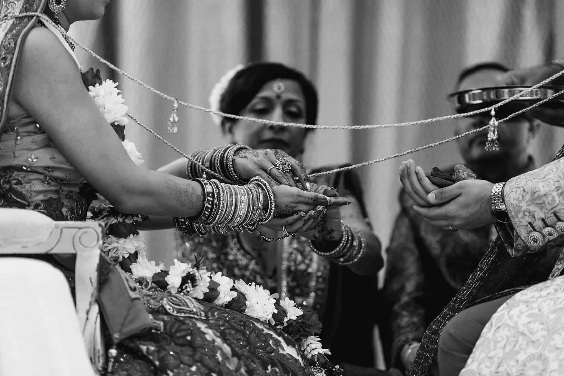 hindu wedding heathrow marriott