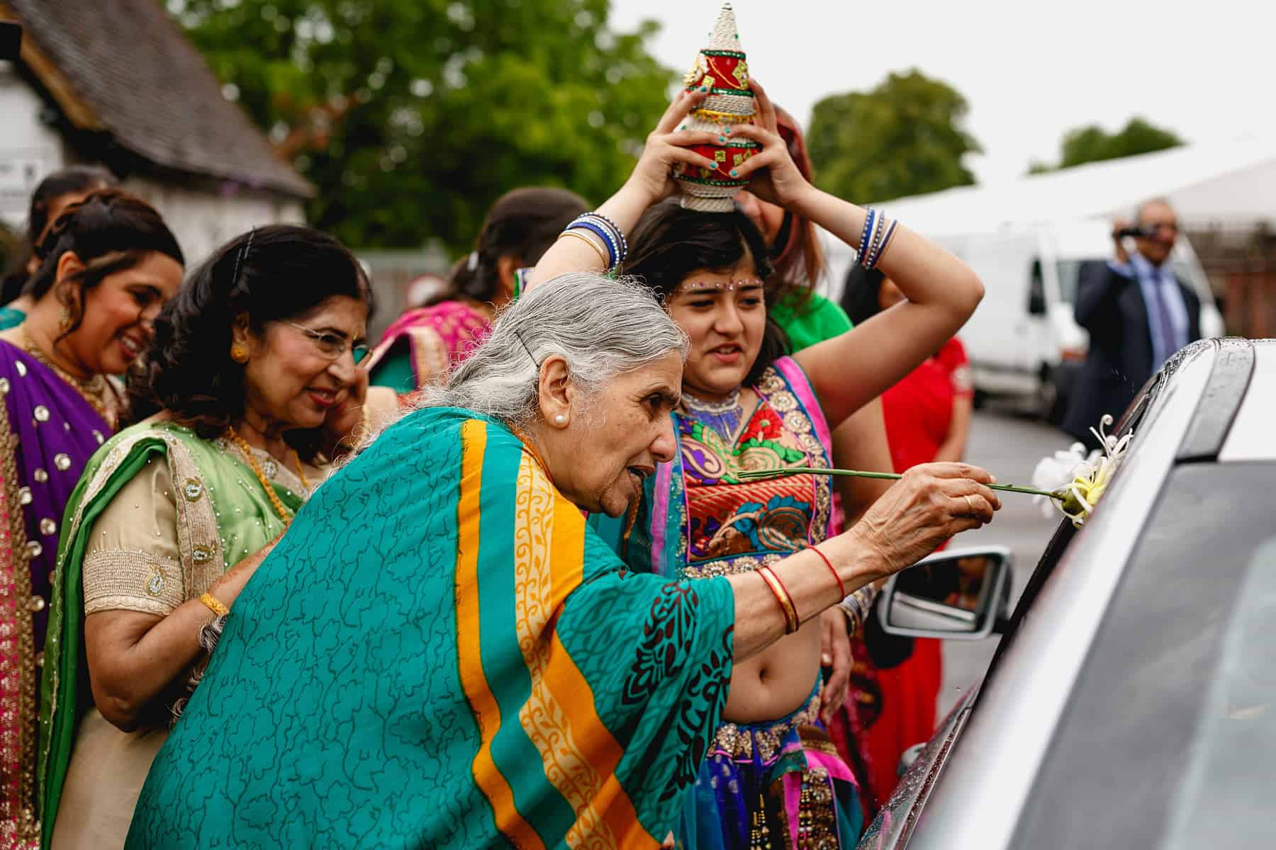 quendon hall hindu wedding