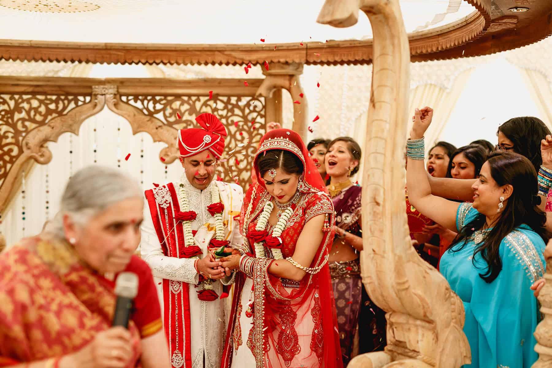 quendon hall hindu wedding photography