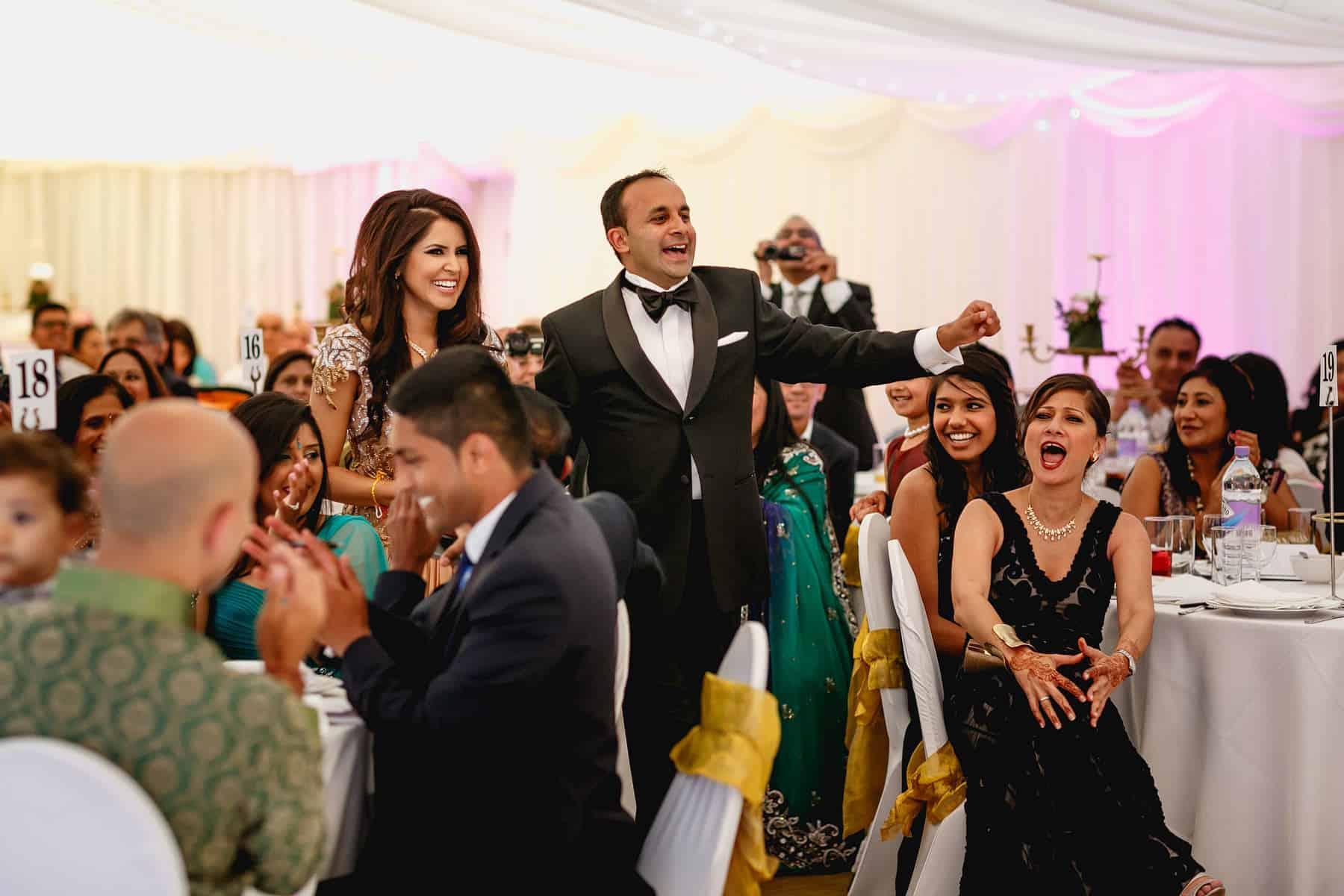 parklands quendon asian wedding