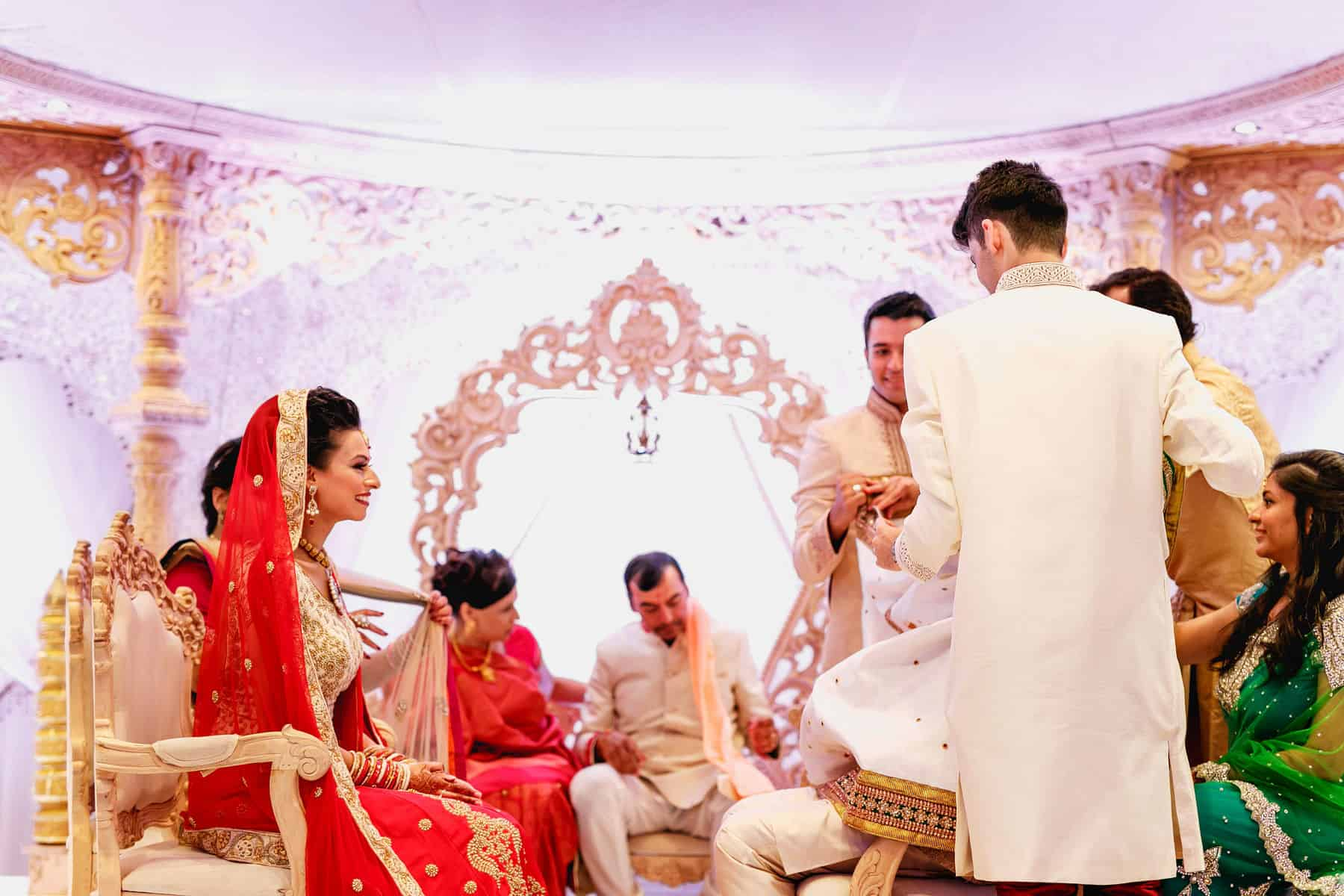 lancaster london hindu wedding