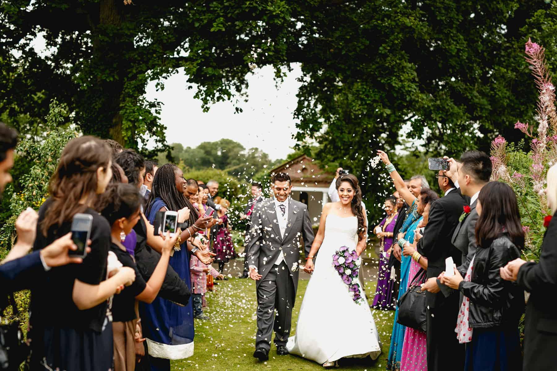 micklefield hall hindu wedding