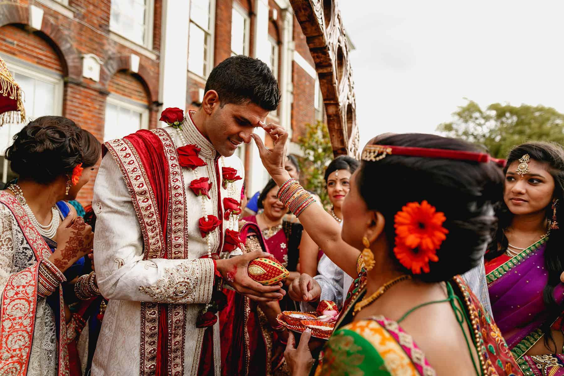 hindu wedding quendon hall1