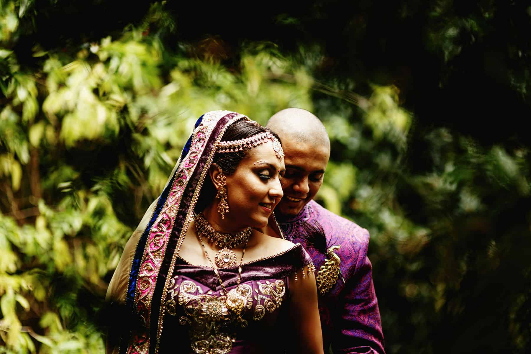 indian wedding at the garden room
