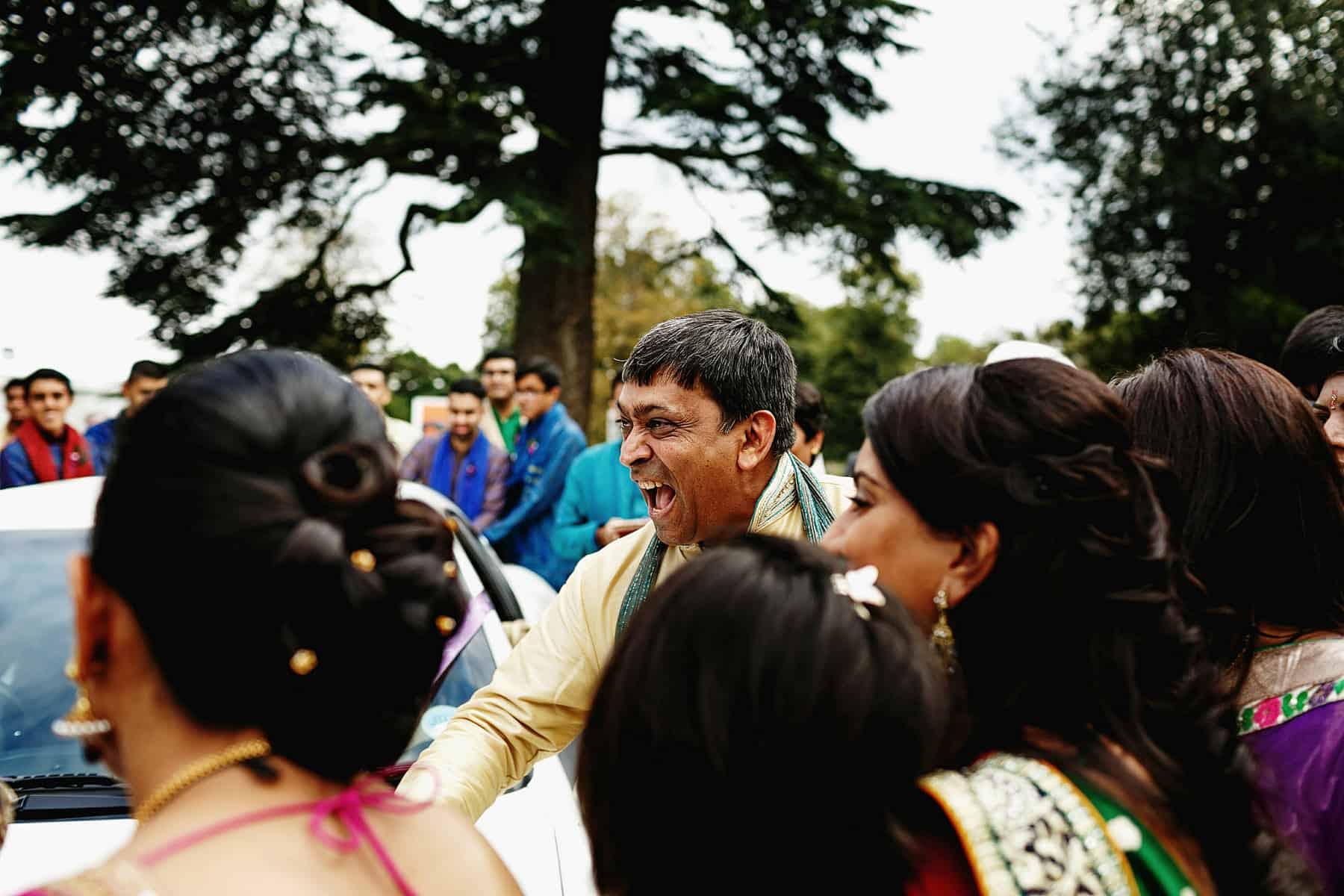 hindu wedding at the garden room
