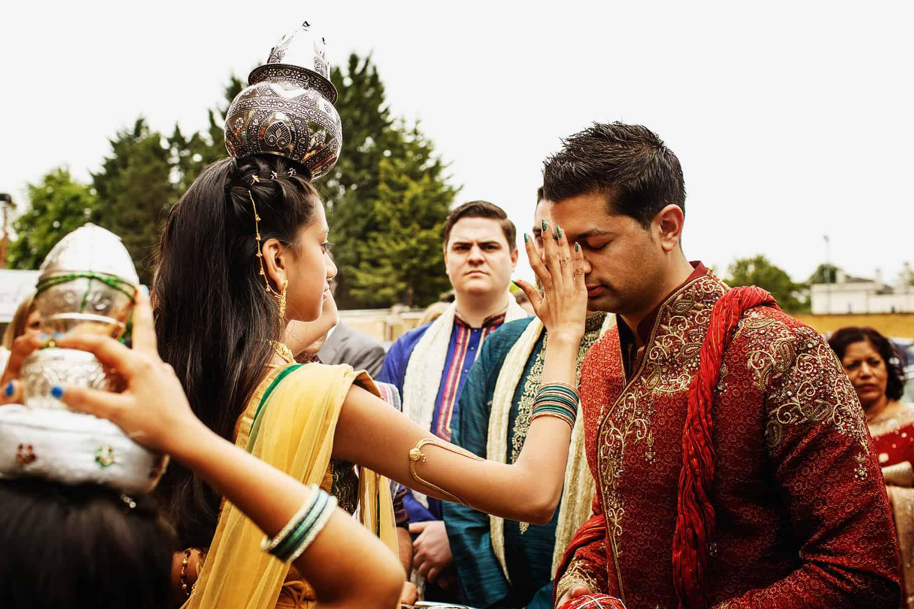 stanmore mandir hindu wedding