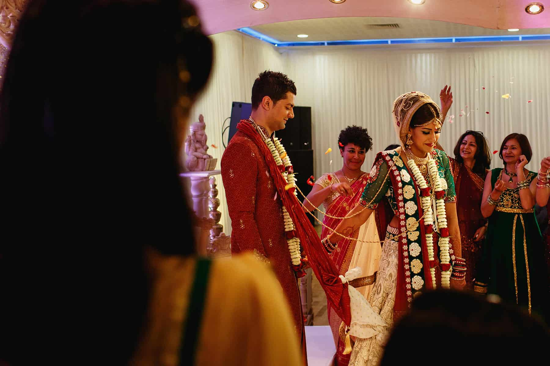 stanmore temple hindu wedding