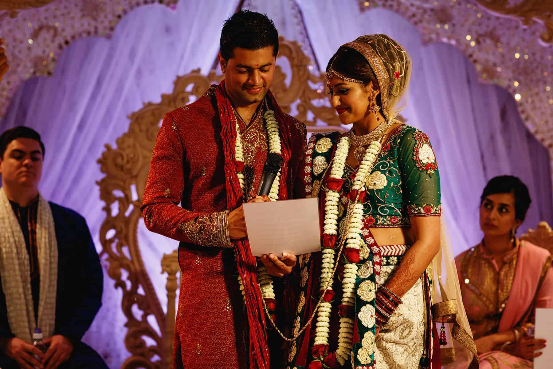 temple hindu wedding london