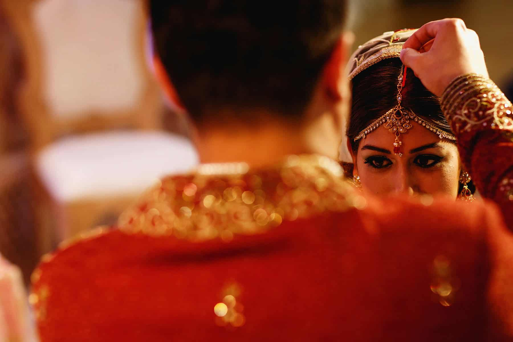 temple hindu wedding london
