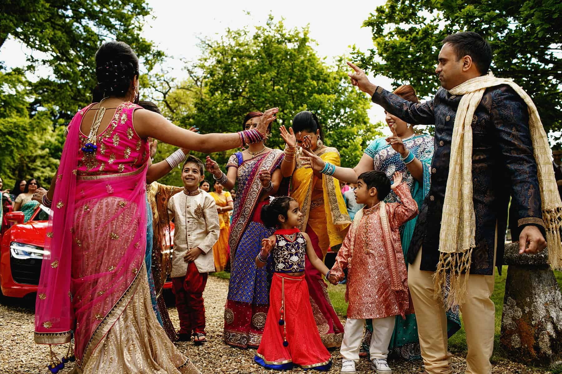 northbrook park indian wedding
