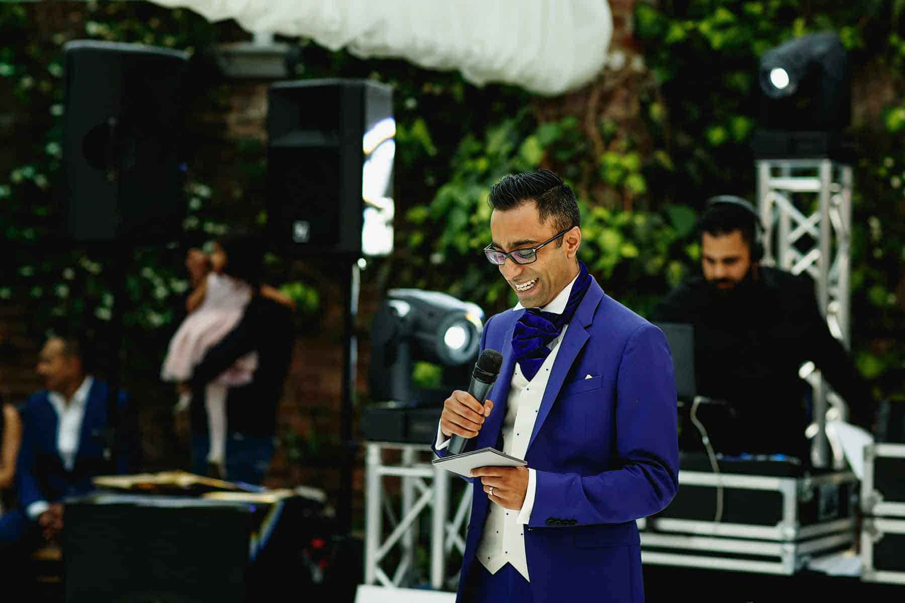 northbrook park wedding reception