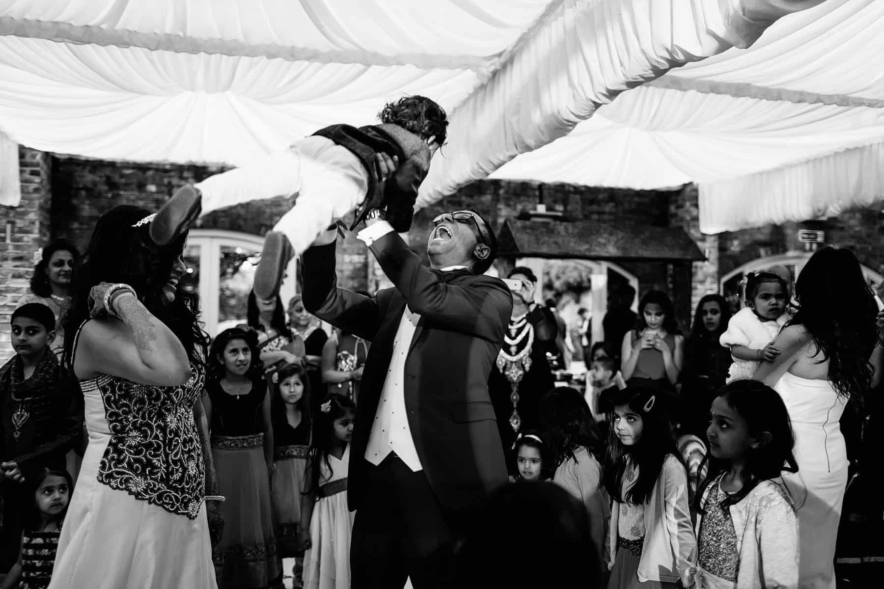 northbrook park wedding party