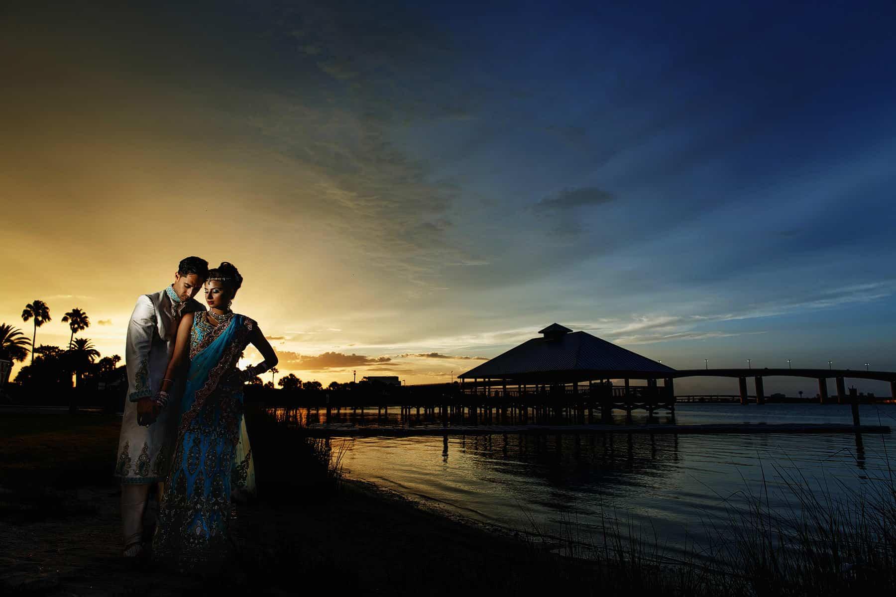daytona shores wedding