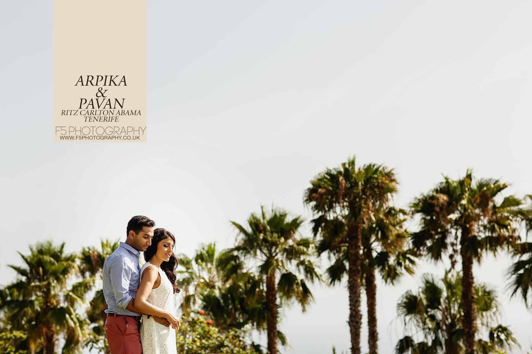 Ritz Carlton Abama Tenerife Wedding