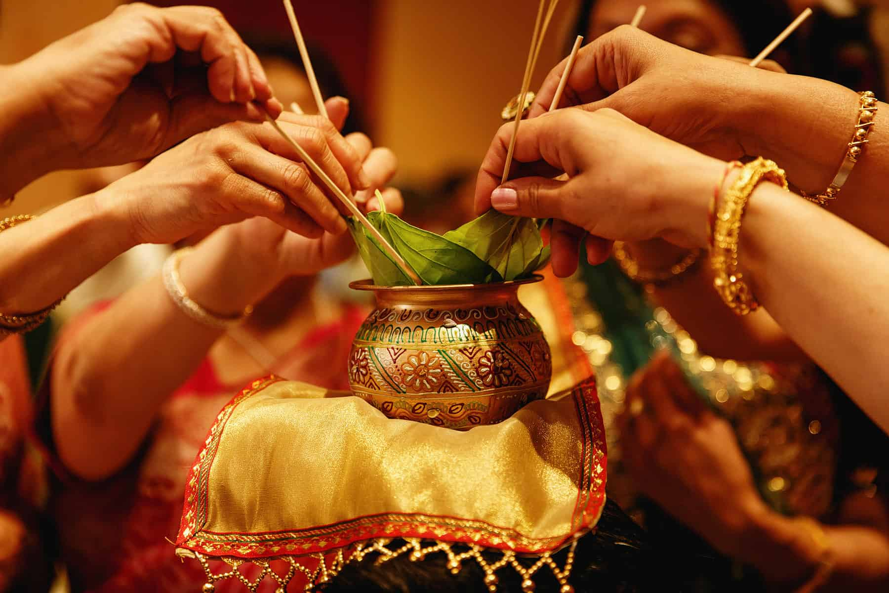Ritz Carlton Abama Hindu Wedding
