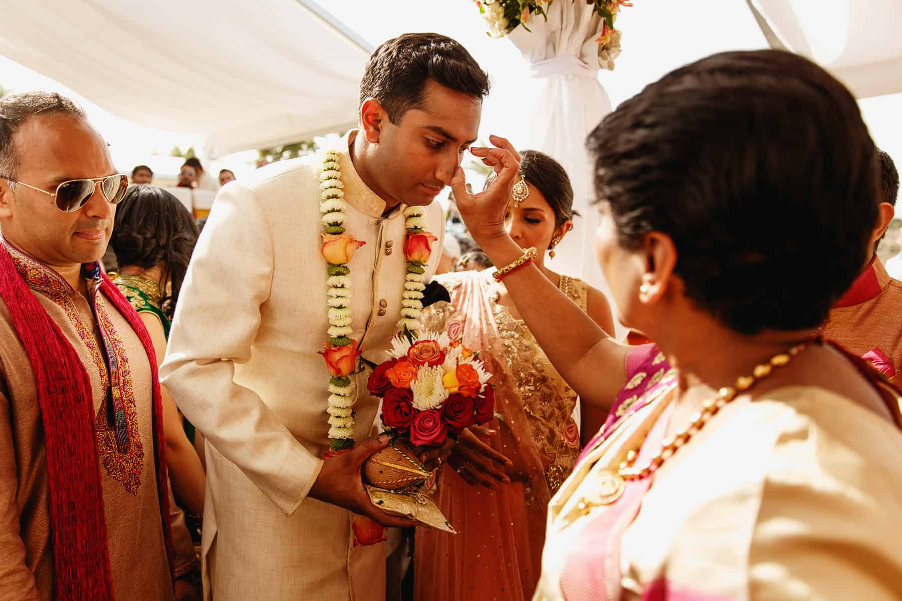 Ritz Carlton Abama Indian Wedding
