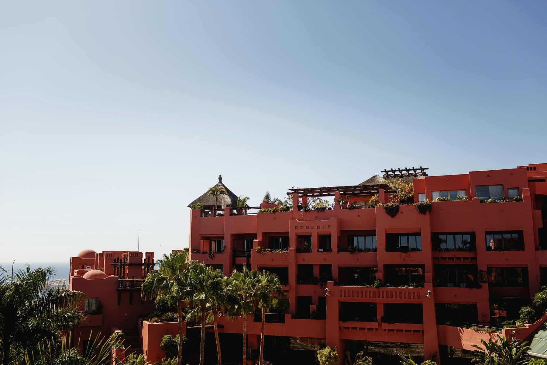 Indian Wedding Tenerife Ritz Carlton