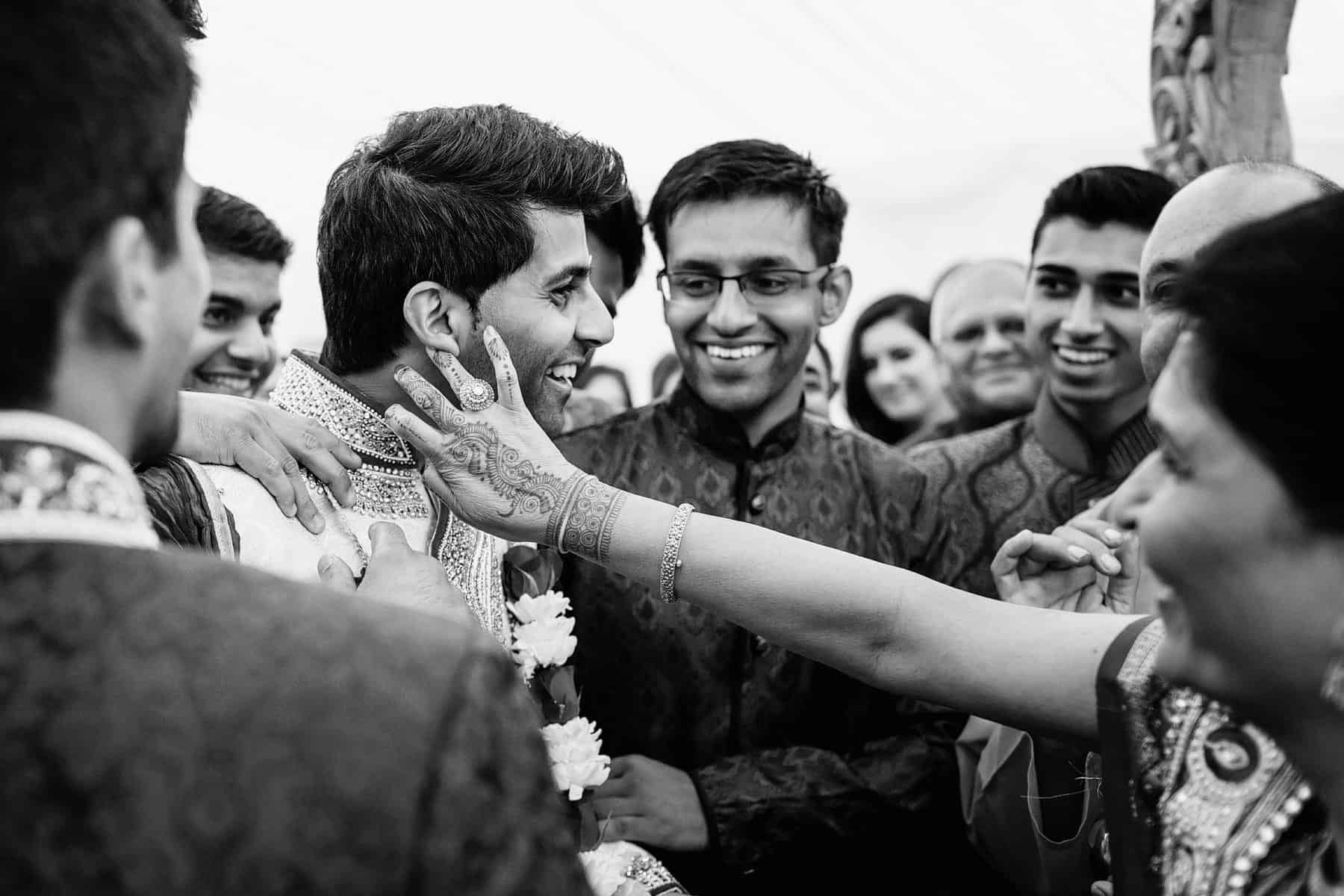 quendon park indian wedding