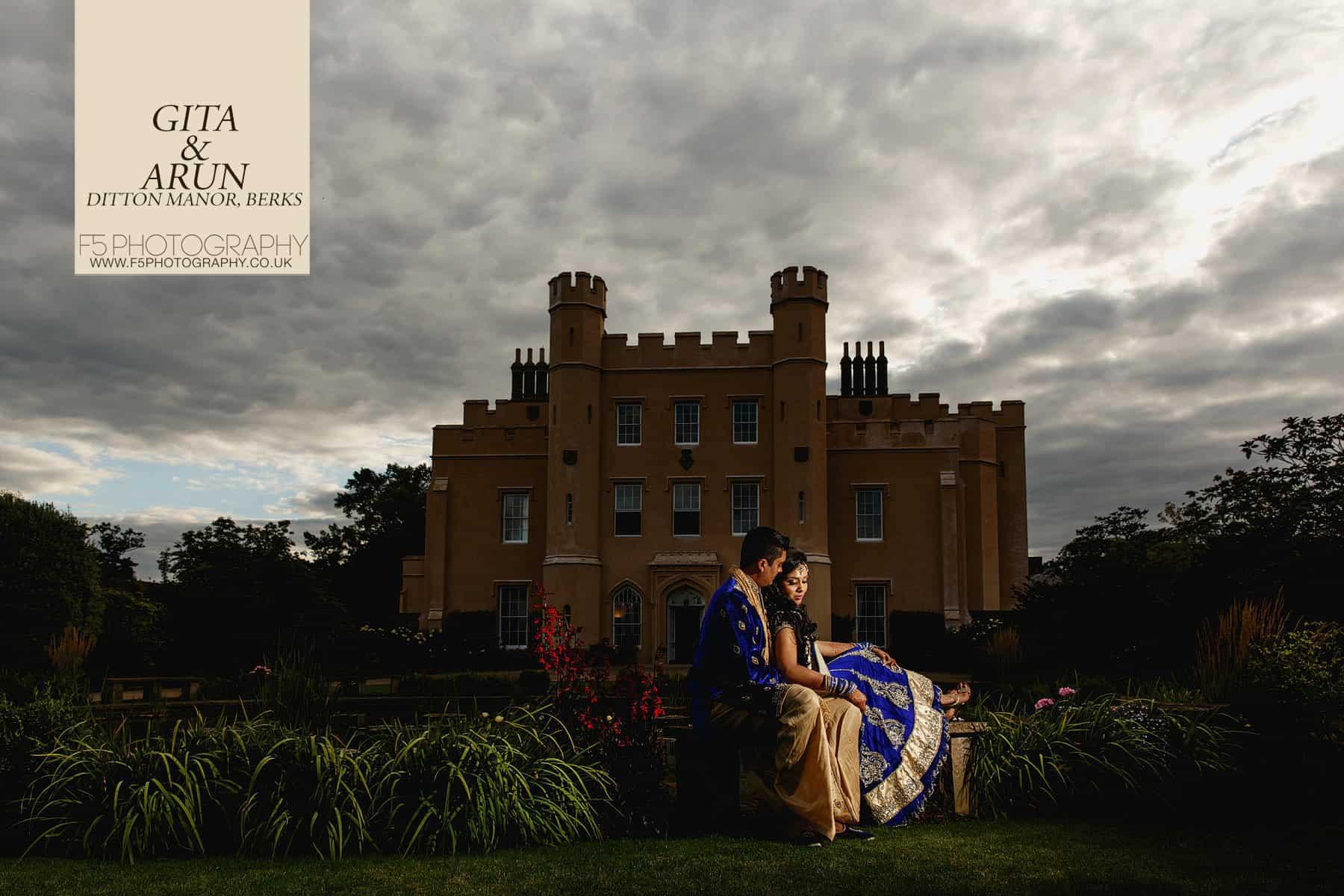 ditton manor asian wedding