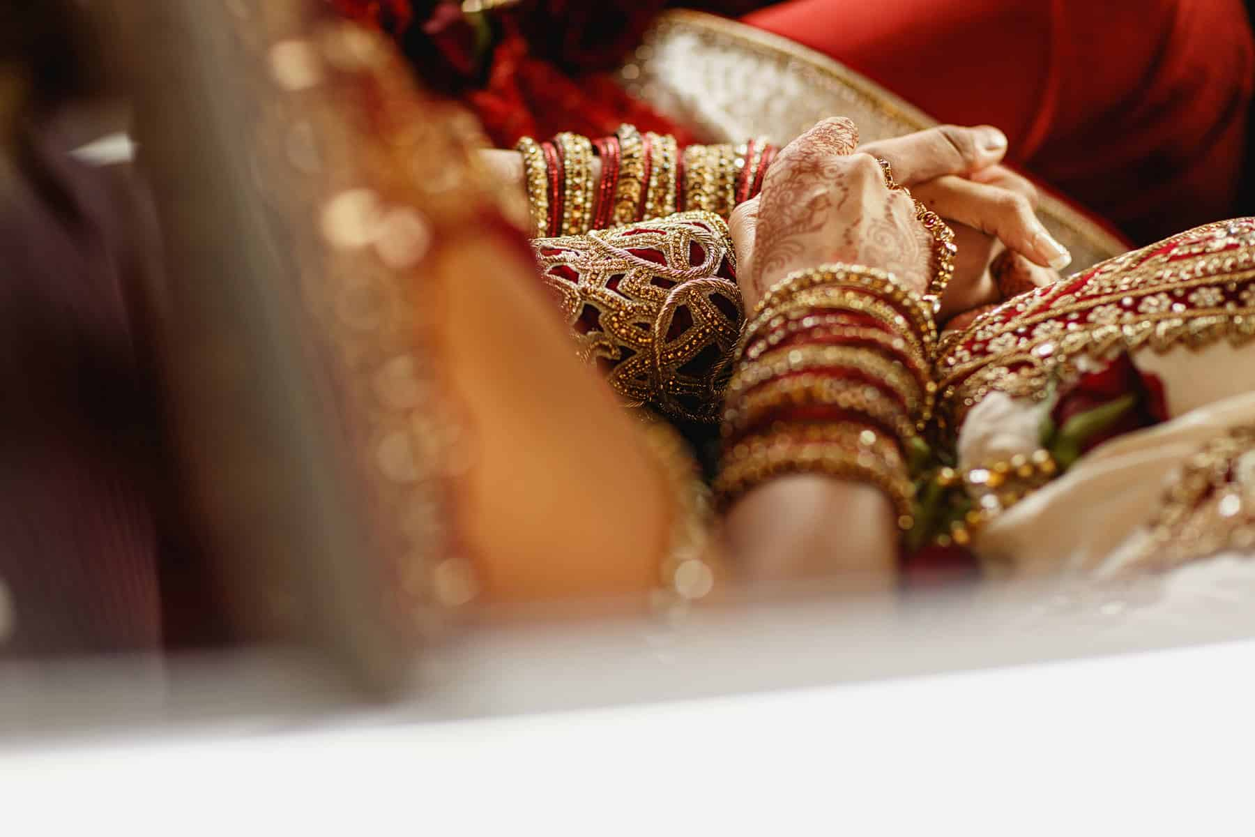 indian wedding ditton manor