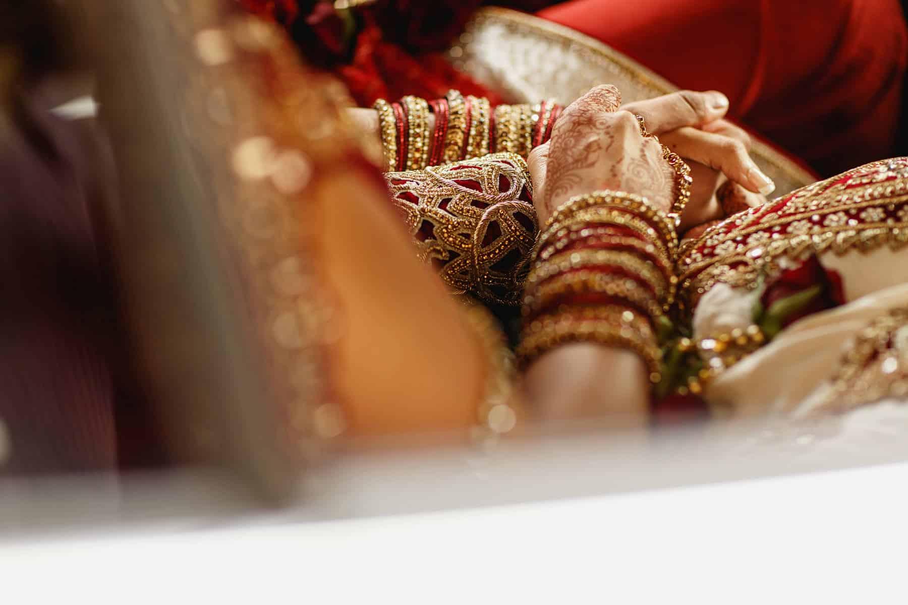 indian wedding ditton manor