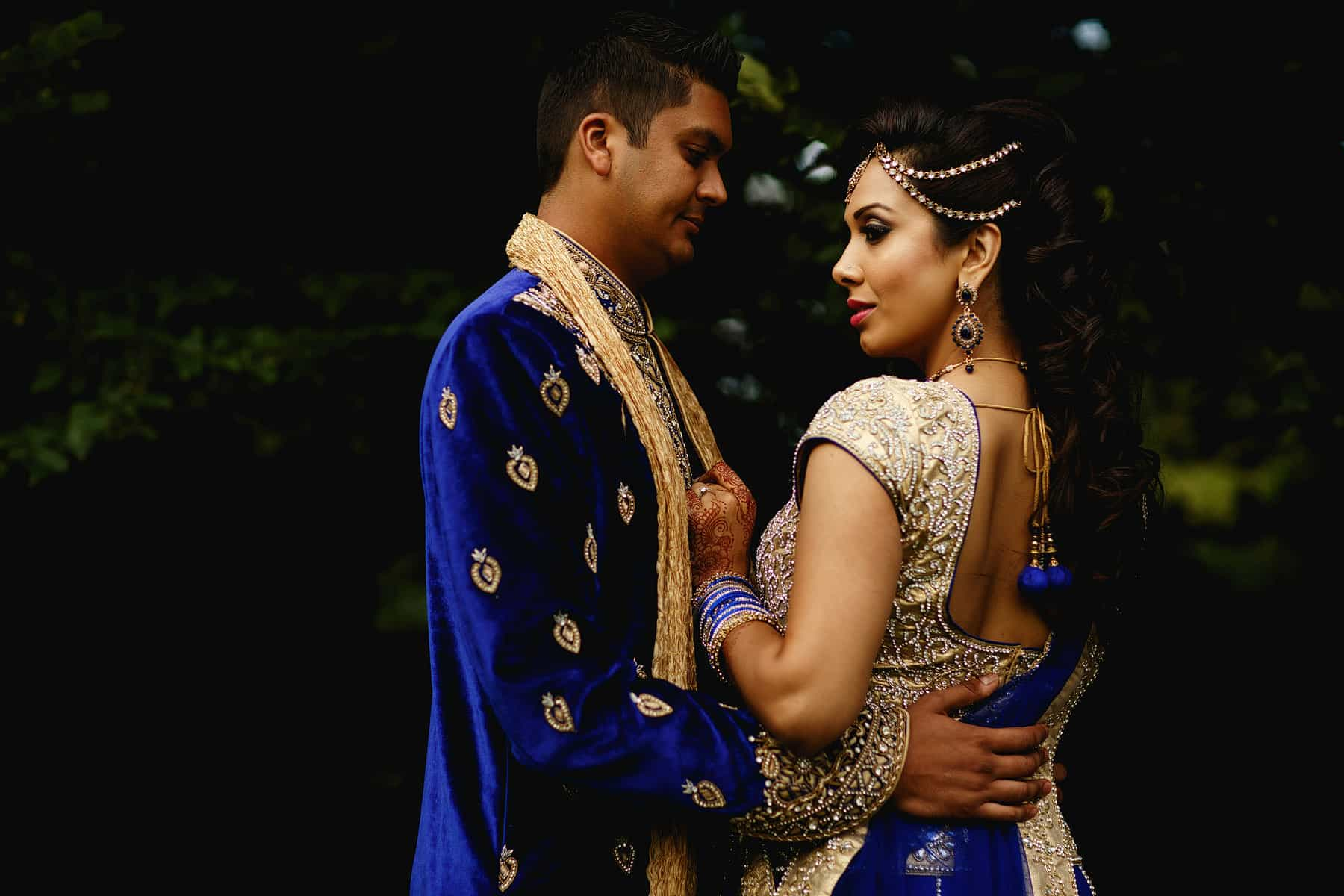 asian wedding photographer ditton manor
