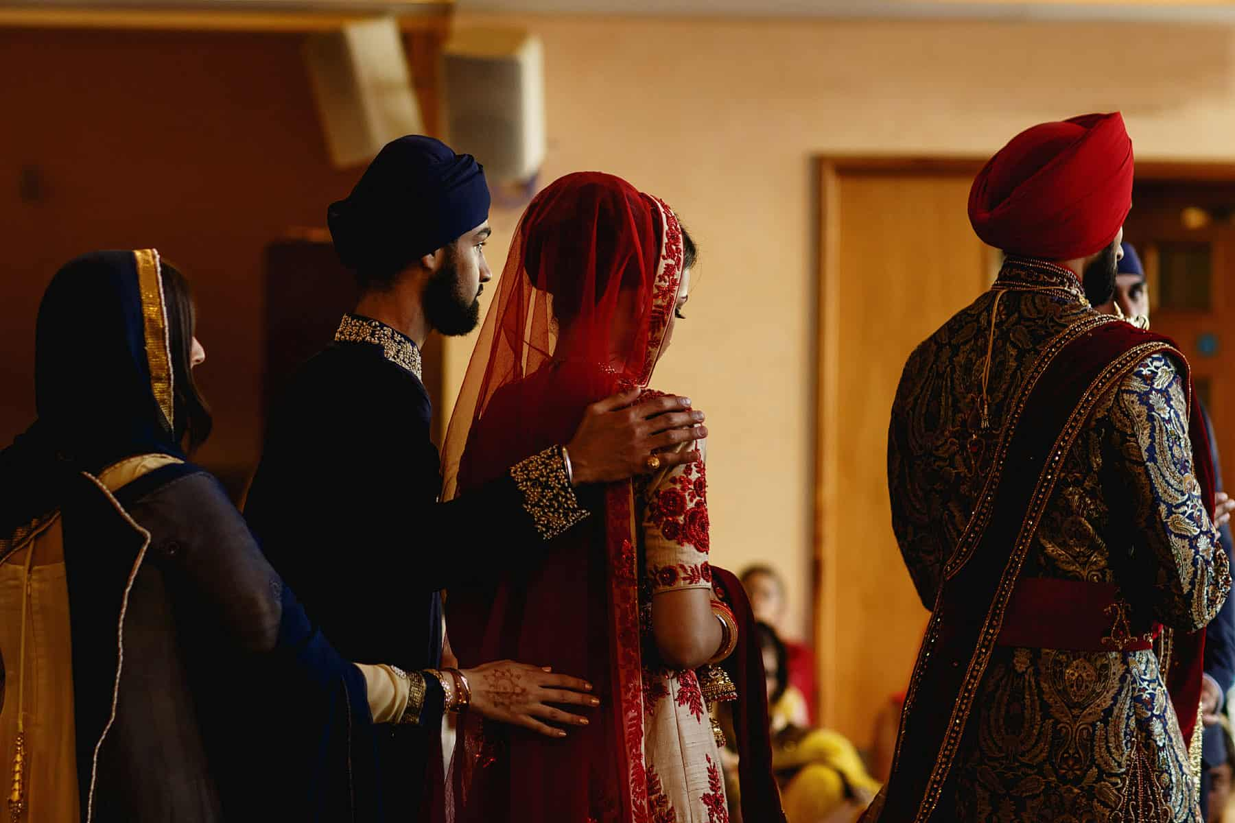 havelock road gurdwara sikh wedding