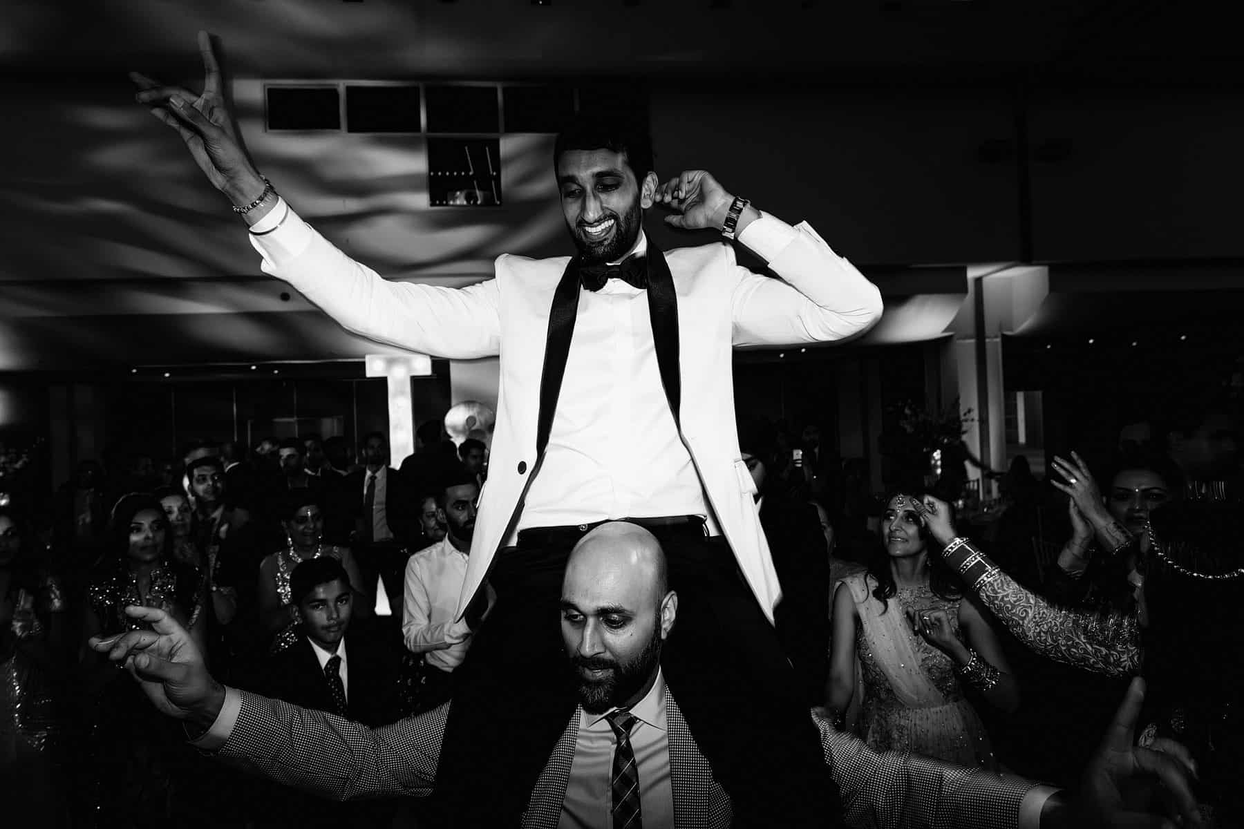 wedding novotel london sikh