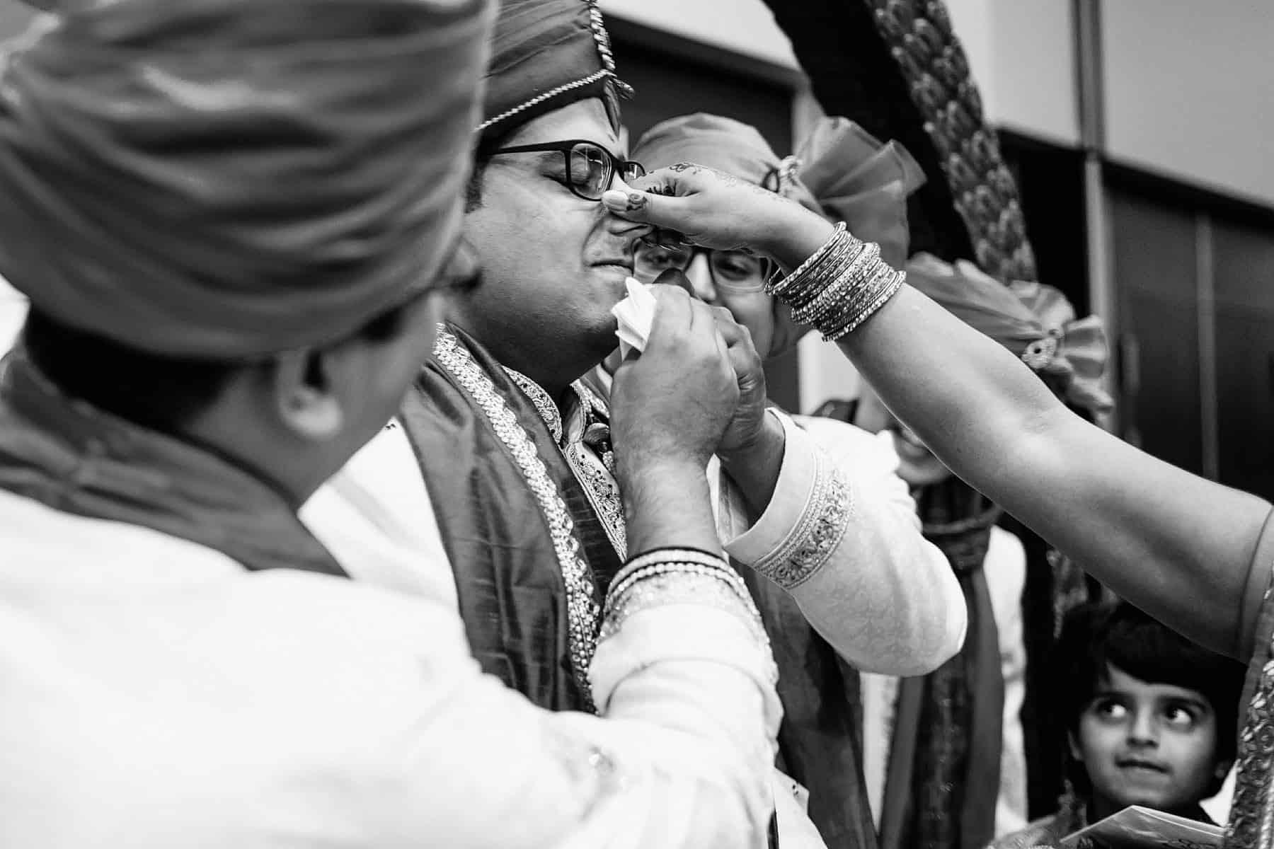 hilton syon park indian wedding